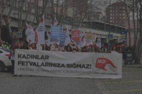 İstanbul Sözleşmesinden Çekilmek Kadına Şiddeti Onaylamaktır