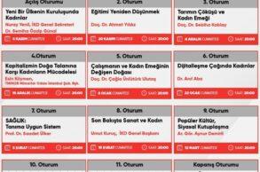 Beria Onger Kadın Akademisi 2021-2022 Dönemi Başlıyor